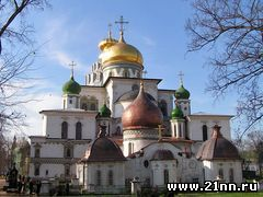 Новоиерусалимский монастырь, основанный патриархом Никоном в 1656 году