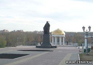 Памятник Патриарху Никону в Саранске